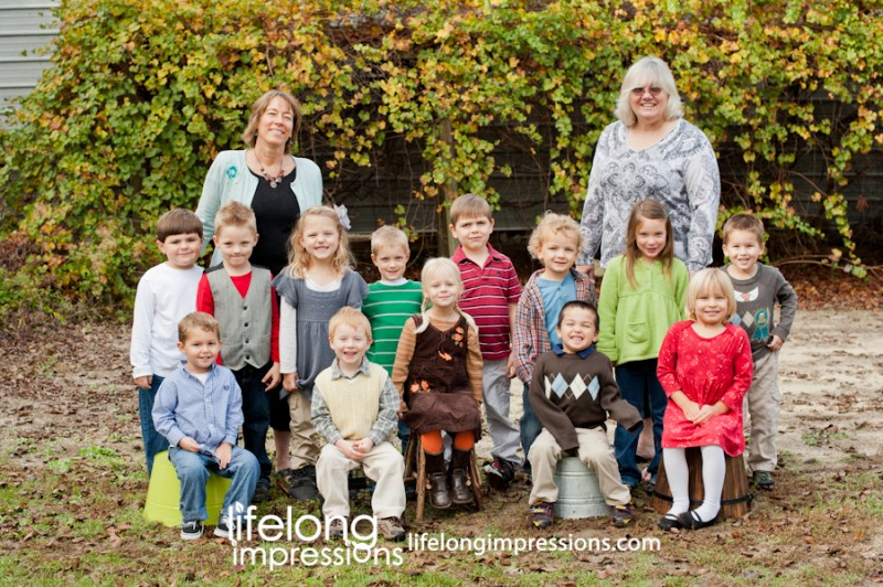 Montessori Program Class picture